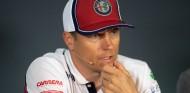 Räikkönen eliminaría el análisis de datos de la actual F1 - SoyMotor.com
