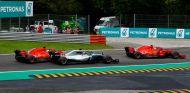 Toque en la salida del GP de Italia de 2018 – SoyMotor.com