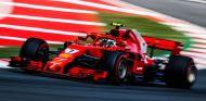Ferrari en el GP de España F1 2018: Viernes