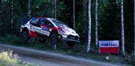 Ott Tänak en el Rally de Finlandia 2018 - SoyMotor.com
