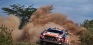 Rally Safari Kenia 2021: Neuville lidera con 'sustos' incluidos y Sordo abandona - SoyMotor.com