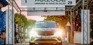 El Opel e-Rally Corsa debutó en el Rally de Touquet - SoyMotor.com