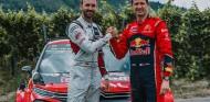 Ogier 'asusta' a Rast con su Citroën C3 WRC - SoyMotor.com