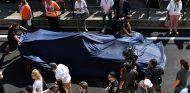 El monoplaza de Daniel Ricciardo en Hungría - SoyMotor.com