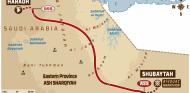 Recorrido de la décima etapa del Dakar 2020 - SoyMotor.com
