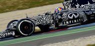 Daniel Ricciardo durante los test de Barcelona - LaF1