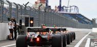Los Red Bull en Sochi - SoyMotor.com