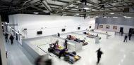 Fábrica de Red Bull en Milton Keynes - LaF1