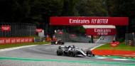 Lewis Hamilton y Max Verstappen en el GP de Italia 2019 - SoyMotor