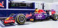 Los colores del Red Bull RB11 - LaF1.es