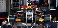 Red Bull usó una suspensión convencional en Australia - SoyMotor