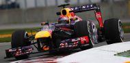 Sebastian Vettel y su Red Bull en el Gran Premio de Canadá - LaF1