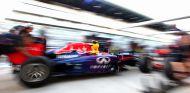 Red Bull en el GP de Rusia F1 2014: Viernes