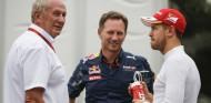 Red Bull descarta el regreso de Vettel - SoyMotor.com