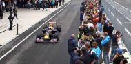 Sebastian Vettel en la inauguración del Red Bull Ring - LaF1