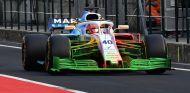 Robert Kubica en el test de Hungría - SoyMotor.com