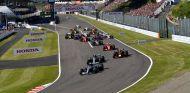 Salida del GP de Japón 2018 - SoyMotor.com