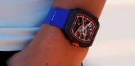 Arrestan a un sospechoso de robarle el reloj a Norris en la Eurocopa - SoyMotor.com