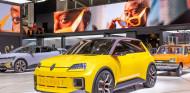 Renault 5 Prototype en el Salón de Múnich 2021 - SoyMotor.com