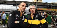 Cyril Abiteboul y Nick Chester - SoyMotor