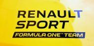 Logo de Renault F1 - SoyMotor.com