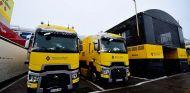 Camiones Renault en el Circuit de Barcelona-Catalunya - SoyMotor.com