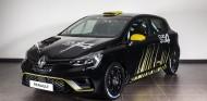 Renault muestra el Clio Rally4: 'debutará' en el Rally de Montecarlo - SoyMotor.com