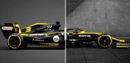 Comparación visual de los F1 de 2020 frente a los coches de 2019 - SoyMotor.com