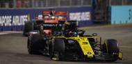 Daniel Ricciardo en el GP de Singapur 2019 - SoyMotor