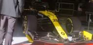 Primera imagen del Renault RS20 en color: filming day en Barcelona - SoyMotor.com
