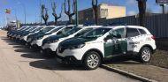 La Guardia Civil recibe 180 unidades del Renault Kadjar - SoyMotor.com