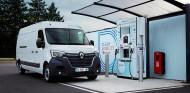 Renault Kangoo y Master ZE Hydrogen: ahora más autonomía - SoyMotor.com