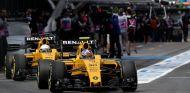 Palmer, un paso por detrás de Magnussen, según Watt - LaF1