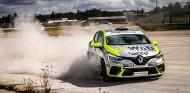 Renault Clio Trophy, en el marco del Campeonato de Cataluña de Rallycross - SoyMotor.com