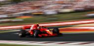 Kimi Räikkönen en Hungría - SoyMotor.com