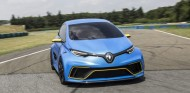 El Renault Zoe e-Sport Concept puede ser el primer adelanto de este Zoe RS - SoyMotor