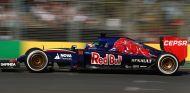El Toro Rosso-Renault de Verstappen rodando en Australia - LaF1.es