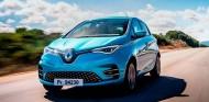 Renault Zoe, coche eléctrico más vendido en España en 2020 - SoyMotor.com
