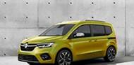 Renault Kangoo 2020: filtración y versión eléctrica - SoyMotor.com