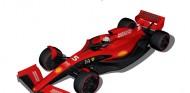 La Fórmula 1 de 2021 cobra forma: aspecto renovado y más agresivo - SoyMotor.com