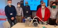 Seat participa en la creación del primer respirador de campaña industrializable