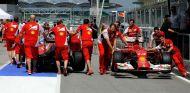 Montezemelo y Ecclestone buscan soluciones para mejorar esta F1