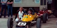Senna, con el Van Diemen R81 en Donington Park - SoyMotor.com