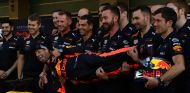 Daniel Ricciardo en Yas Marina - SoyMotor.com