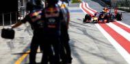Los últimos test post-GP se celebraron en Austria - LaF1