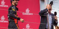 Brundle sigue convaleciente y tampoco asistirá al GP de Hungría - SoyMotor.com