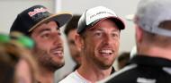 """Ricciardo alaba a Button: """"Batió a Hamilton justamente"""" - SoyMotor.com"""