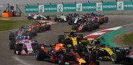 Daniel Ricciardo en Shanghái - SoyMotor.com