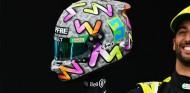 Ricciardo vuelve a sorprender con su casco de 2020 - SoyMotor.com