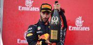 Horner asegura que el éxito de Ricciardo no ayuda a Verstappen - SoyMotor.com